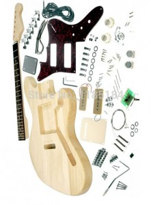 DIY Jaguar Kit