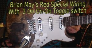 red special wiring