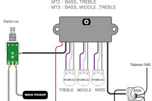 Artec ELectronic MT3 Wiring