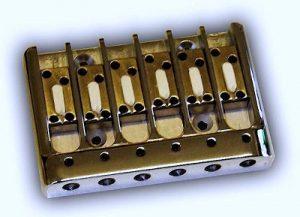 EYB Sitar Bridge - Custom Made Electric Guitar Sitar