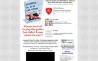EBook de guitare pour débutant - Apprendre à jouer de la guitare