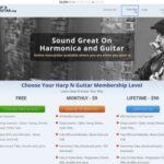 Harpnguitar.com - harmonica and guitar lessons