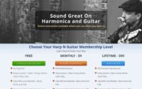 Harpnguitar.com - harmonica and guitar lessons