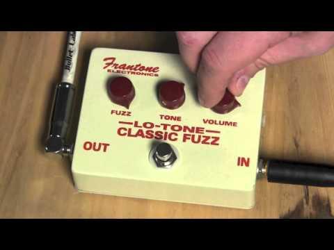 Frantone Lo-Tone Classic Fuzz