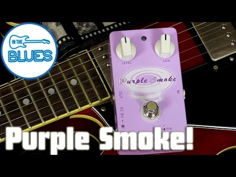 Layouts for perf and PCB effects: Caline Purple Smoke