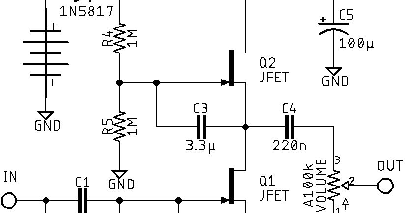 Layouts for perf and PCB effects: AMZ Mini Booster SMD