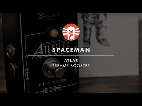Perf and PCB effect layouts: Spaceman Atlas III