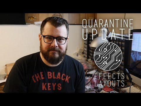 Layouts for Perf and PCB Effects: Quarantine Update