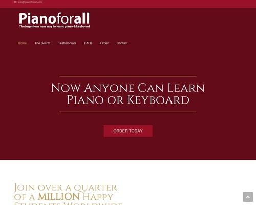 Pianoforall