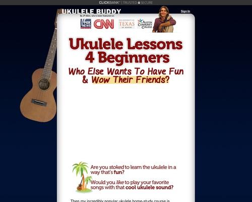 Ukulele Lessons – How To Play The Uke!