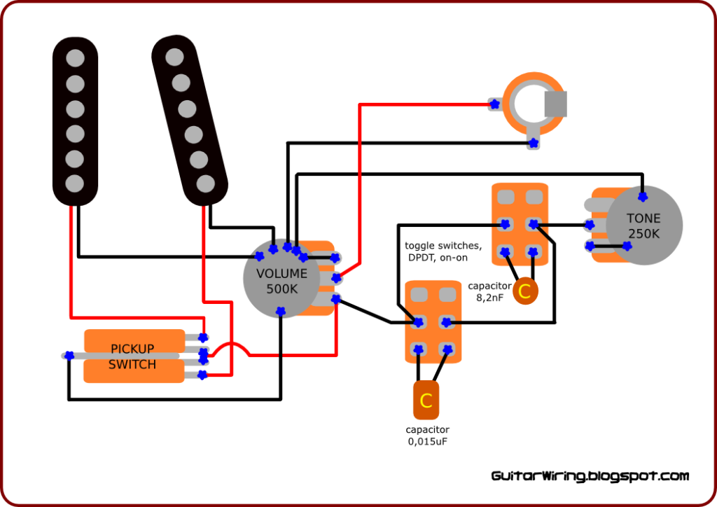 The Guitar Wiring Blog – diagrams and tips