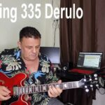 Derulo 335 Guitar