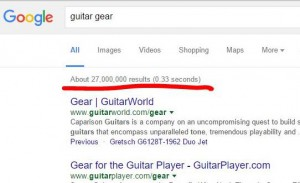 guitar gear search