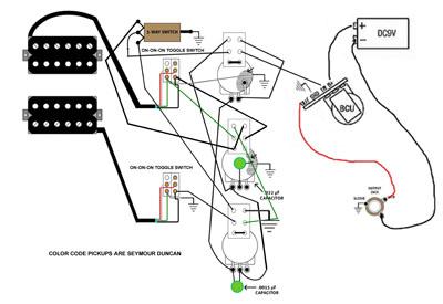 tony iommi pickups magnum 4 and hyperflux 5 guitar. Black Bedroom Furniture Sets. Home Design Ideas